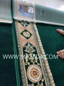 Penjual karpet masjid karawang