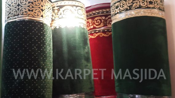 Penjual Karpet Masjid Jakarta