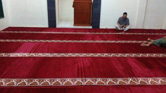 Harga Karpet Masjid di Jakarta Timur