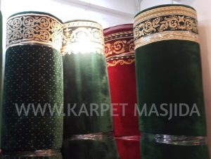 Jual Karpet Masjid di Jakarta Pusat