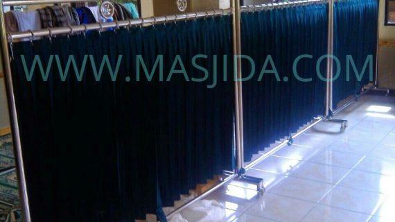 Jual Pemisah Ruangan Masjid