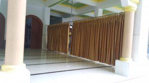 Jual Partisi Masjid Bekasi Barat