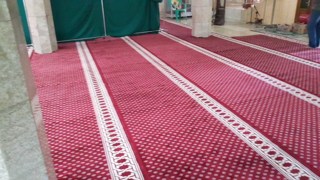 jual karpet masjid tarakan