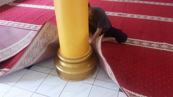 Jual Karpet Masjid Meteran Jakarta Utara