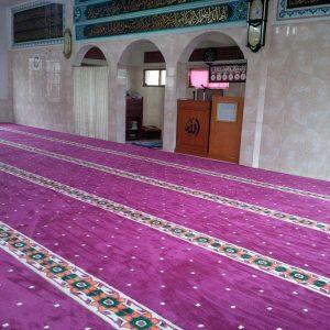 karpet masjid tegal