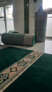 Karpet Masjid Jakarta Pusat