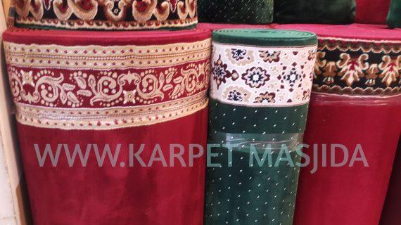 Jual karpet Masjid Bekasi Utara