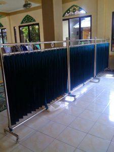 Harga Partisi Masjid di Bogor